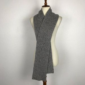 Sals Fifth Avenue Tweed Cashmere Scarf